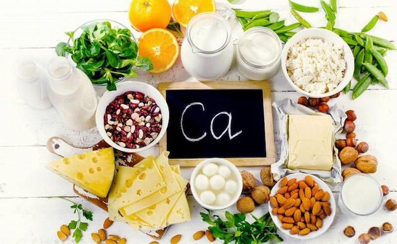 Bổ sung thực phẩm giàu canxi giúp răng chắc khỏe hơn