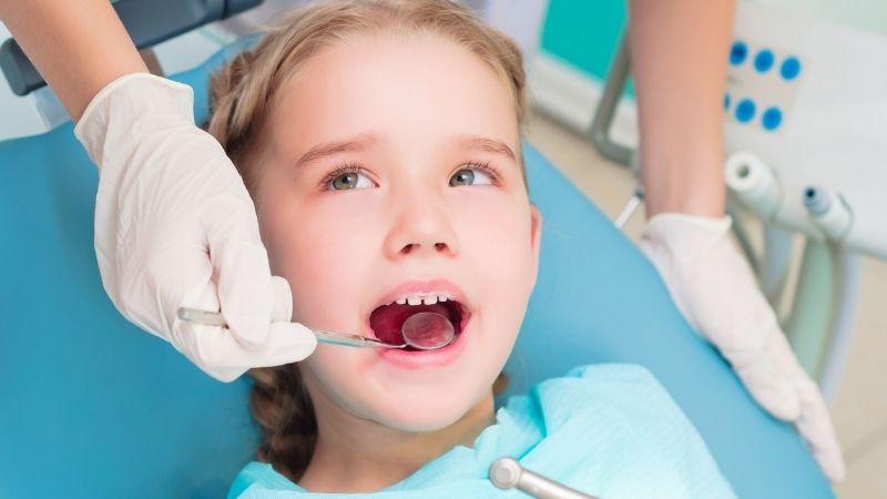 Biện pháp chăm sóc răng tại nhà cho trẻ