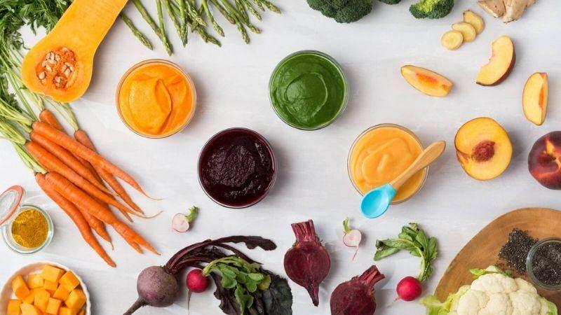 Phụ huynh cần lựa chọn chế độ dinh dưỡng thích hợp cho trẻ