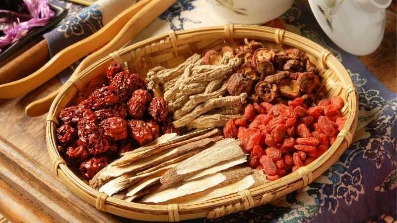 Bài thuốc chữa bệnh trong Đông y
