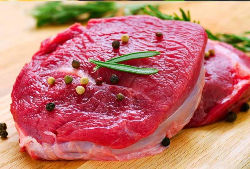 Hạn chế ăn các loại thịt dai