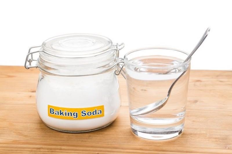 Dùng baking soda súc miệng hàng ngày giúp giảm viêm nhiễm hiệu quả