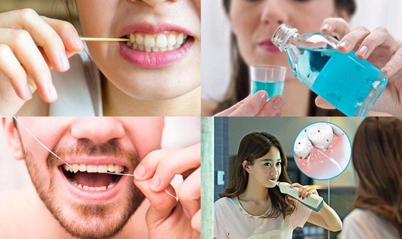 Vệ sinh răng miệng mỗi ngày đều đặn để phòng ngừa nguy cơ áp xe răng