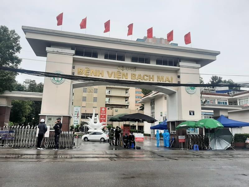 Khoa Tai – Mũi – Họng của bệnh viện Bạch Mai