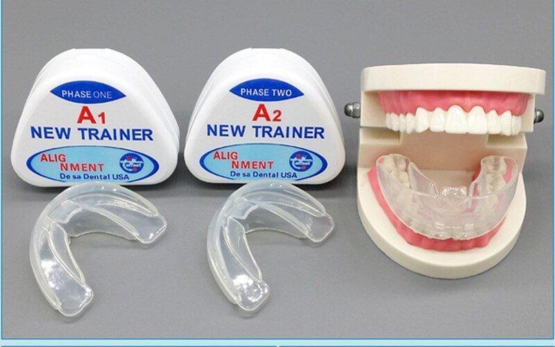 Niềng răng trainer đang trở thành cơn sốt chỉnh nha những ngày vừa qua