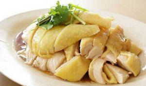 Thịt gà không chứa thành phần làm sâu răng