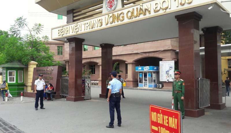 Điều trị sún răng tại khoa Răng của bệnh viện Trung Ương Quân đội 108