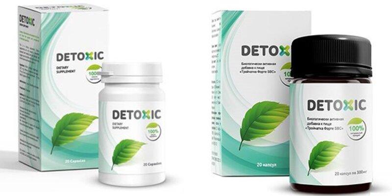 huốc uống trị hôi miệng Detoxic có công dụng tiêu diệt mọi vi khuẩn có hại trong khoang miệng