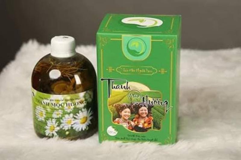 Thanh Mộc Hương được chiết suất từ các loại thảo dược giúp điều trị nhanh chóng các bệnh về răng miệng