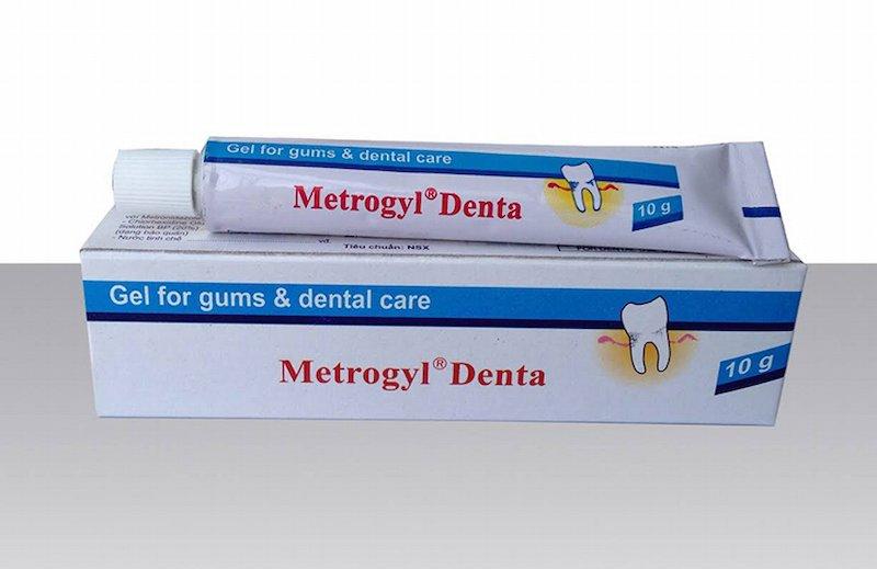 Thuốc bôi Metrogyl Denta của Ấn Độ