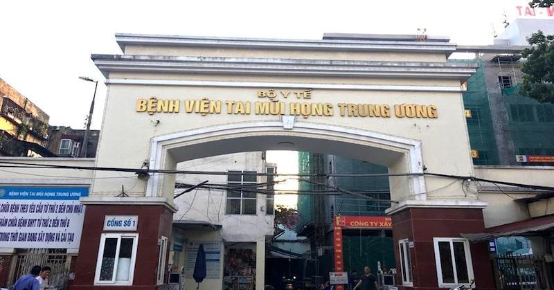 Điều trị tưa miệng khi mang thai tại bệnh viện Tai Mũi Họng Trung Ương