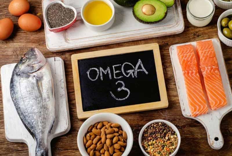 Thực phẩm chứa nhiều omega 3 tốt cho quá trình điều trị bệnh viêm nha chu