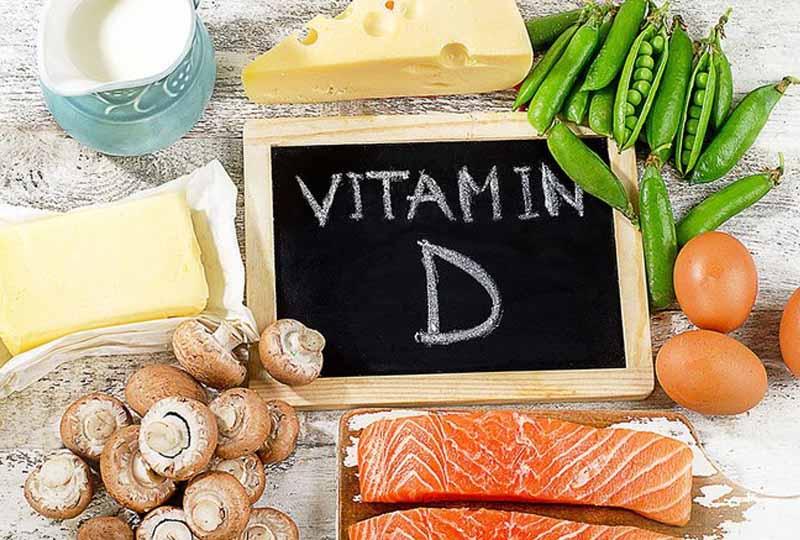 Cơ thể trẻ thiếu vitamin D cũng có thể dẫn tới tình trạng chậm mọc răng