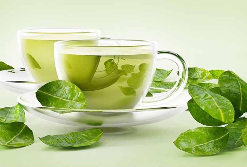 Uống trà xanh mỗi ngày giúp đẩy lùi đẩy lùi triệu chứng áp xe răng.