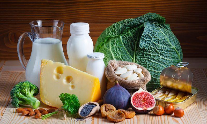 Bổ sung canxi cho trẻ chậm mọc răng bằng các thực phẩm từ thiên nhiên