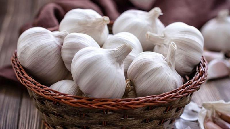 Các tinh chất trong tỏi có tác dụng giảm sưng viêm hiệu quả