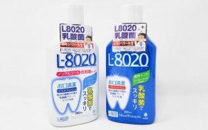 L8020 - Nước súc miệng sâu răng Nhật Bản