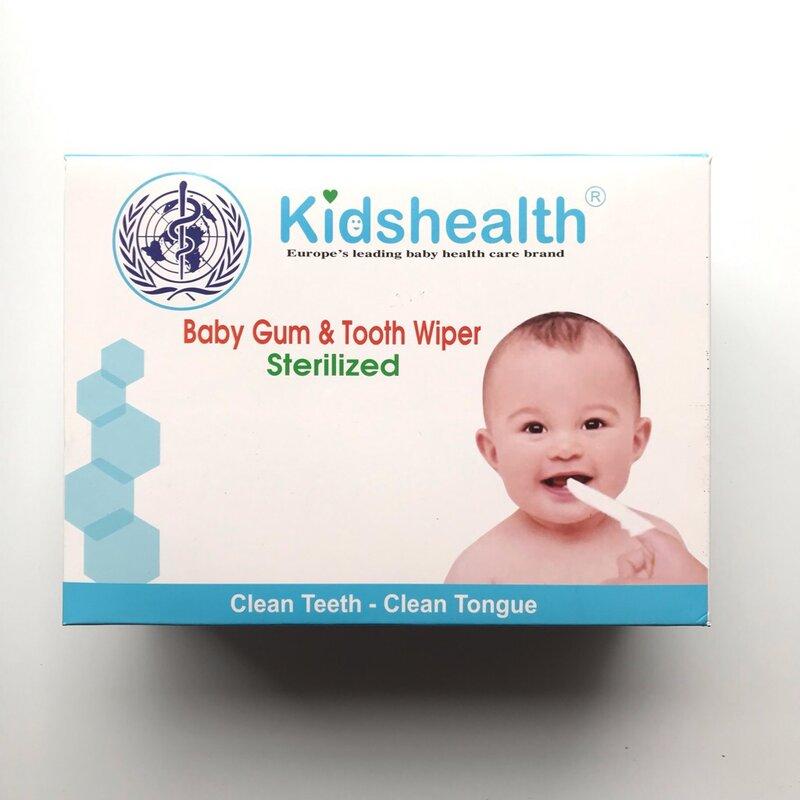 Sản phẩm rơ lưỡi Kidshealth