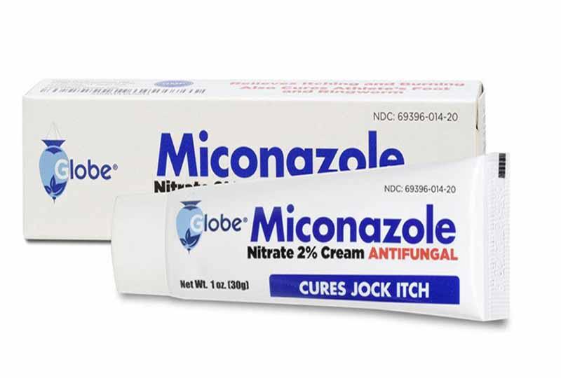Miconazol có tác dụng ngăn ngừa sự sinh trường các loại nấm miệng