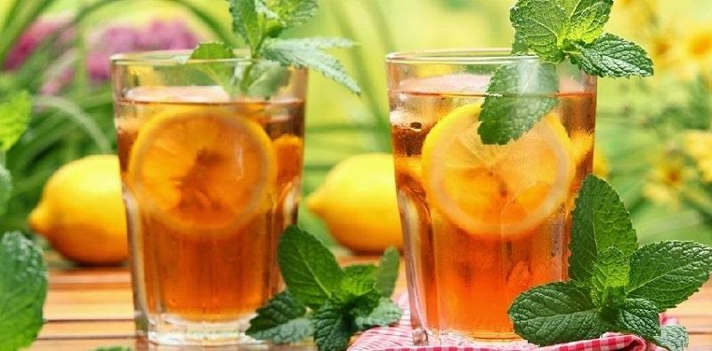 Một tách trà bạc hà ấm nóng sẽ cải thiện đáng kể cảm giác đau nhức răng