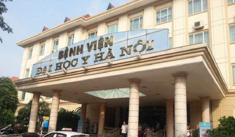 Hình ảnh Bệnh viện Đại học Y Hà Nội