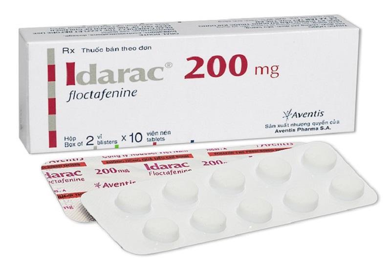 Thuốc Floctafenin