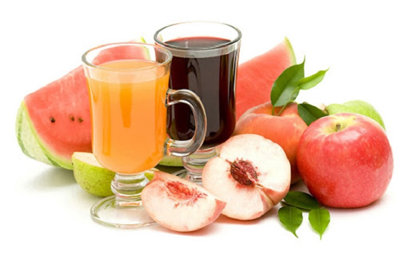 Nước trái cây mang đến nhiều lợi ích cho người đang trong giai đoạn niềng răng