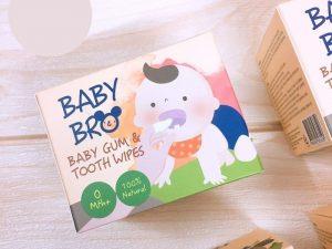Rơ lưỡi Baby Bro là sản phẩm được nhiều mẹ tin dùng cho bé