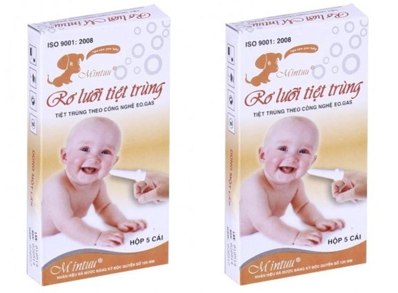 Rơ lưỡi Mintu là sản phẩm được ưa chuộng hiện nay
