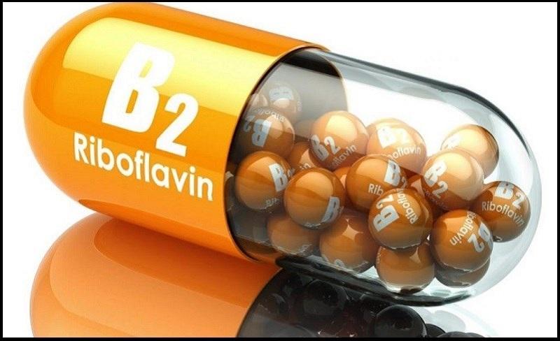 Không sử dụng thuốc cùng lúc với vitamin B2 để tránh tương tác