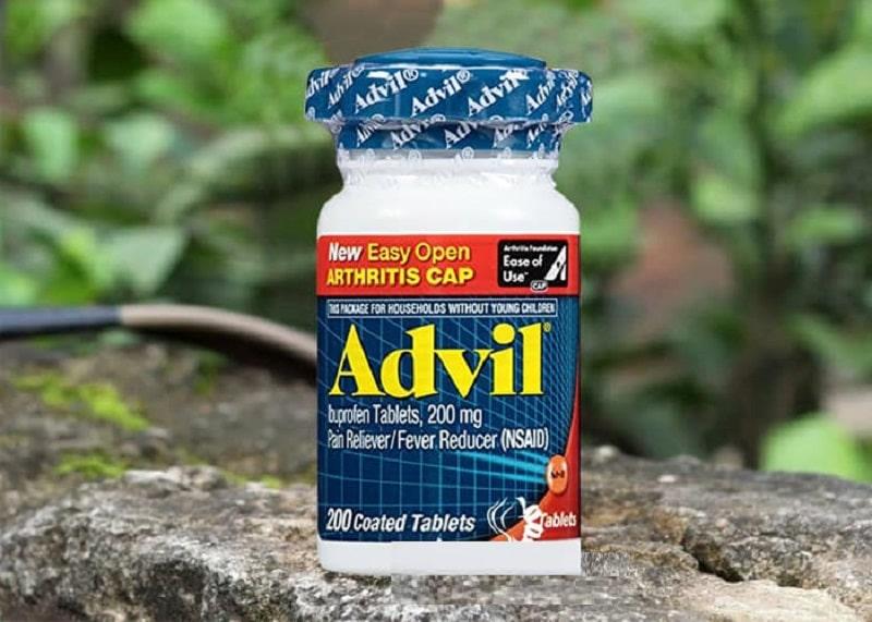 Hãy chọn mua thuốc giảm đau Advil ở hiệu thuốc uy tín để có mức giá phù hợp