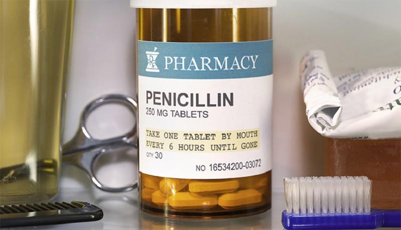 Thuốc kháng sinh Penicillin