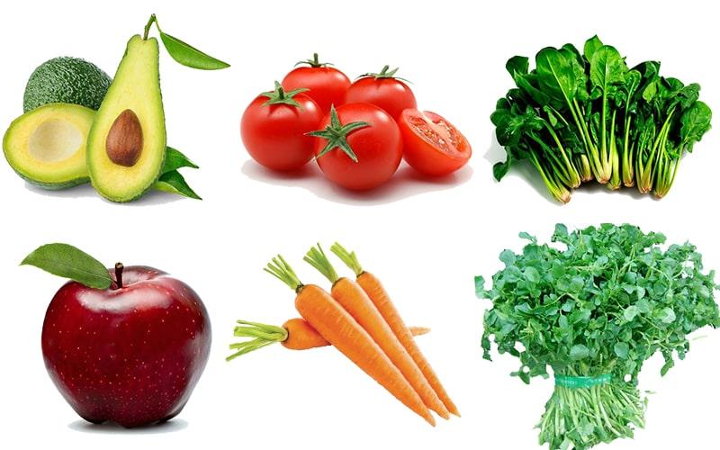 Bổ sung các thực phẩm giàu vitamin giúp tăng khả năng miễn dịch