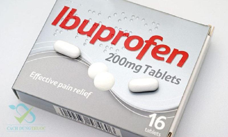 Hãy mua Ibuprofen tại hiệu thuốc uy tín để có mức giá cả hợp lý