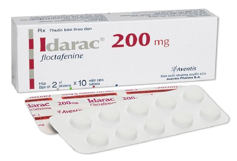 Đây là sản phẩm có tác dụng giảm đau, hạ sốt và cả kháng viêm