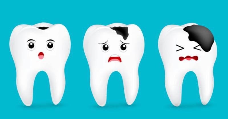 Bố mẹ nên chú ý việc vệ sinh răng miệng cho bé để ngăn ngừa sâu răng