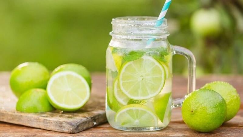 Nước chanh tốt cho trẻ bị bệnh