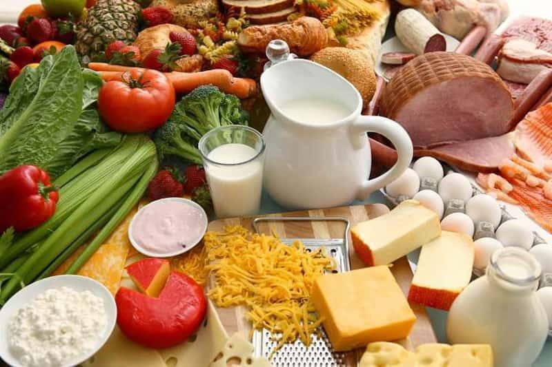 Ăn các sản phẩm từ trứng, sữa và rau củ để răng khỏe mạnh