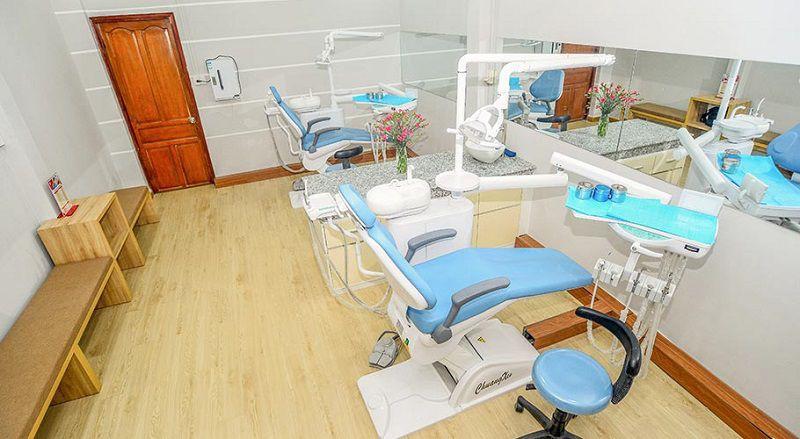 Cơ sở vật chất tại nha khoa phải đảm bảo an toàn, hiện đại