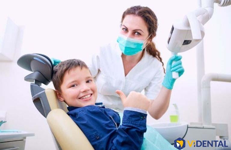 Đội ngũ bác sĩ giỏi, tay nghề cao tại Vidental sẽ giúp bạn yên tâm niềng răng cho con mình