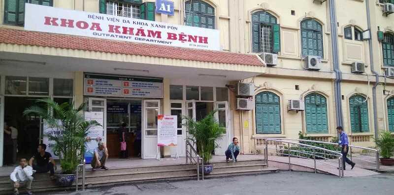 Bệnh viện Xanh Pôn ứng dụng nhiều công nghệ hiện đại