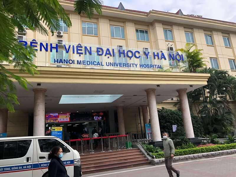 Bệnh viện đại học Y Hà Nội là đơn vị đào tạo y khoa uy tín