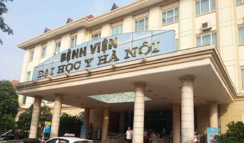Niềng răng tại khoa Răng Hàm Mặt - Bệnh viện Đại học Y Hà Nội