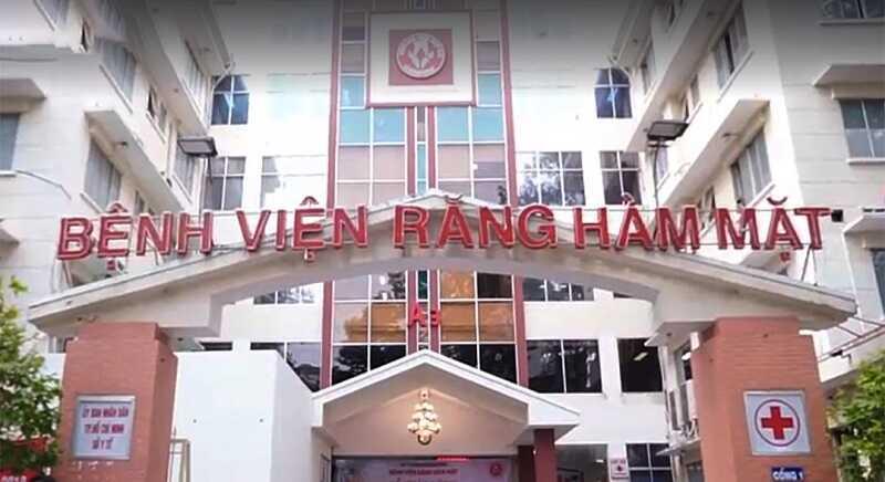 Niềng răng tại bệnh viện Răng hàm mặt TP Hồ Chí Minh