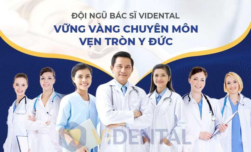 Trung tâm thẩm mỹ nha khoa Vidental