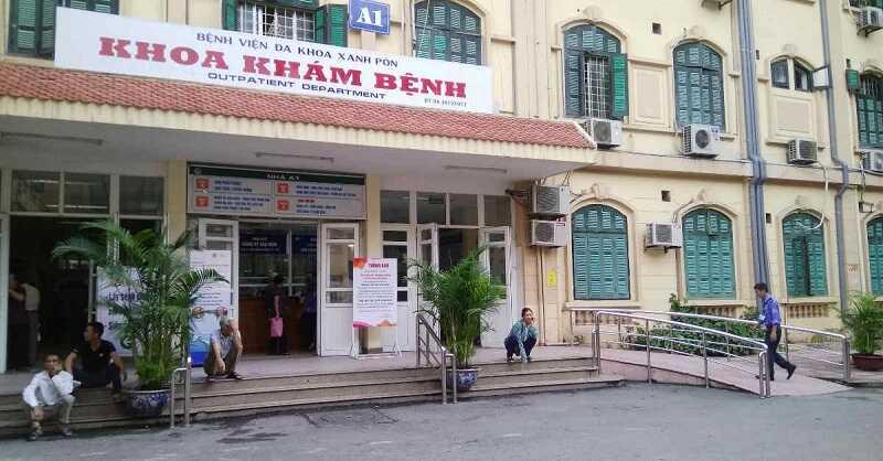 Bệnh viện Xanh Pôn là địa chỉ điều trị các vấn đề nha khoa uy tín