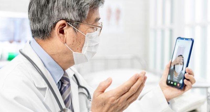 Hoạt động khám trực tuyến được nhiều người bệnh hưởng ứng